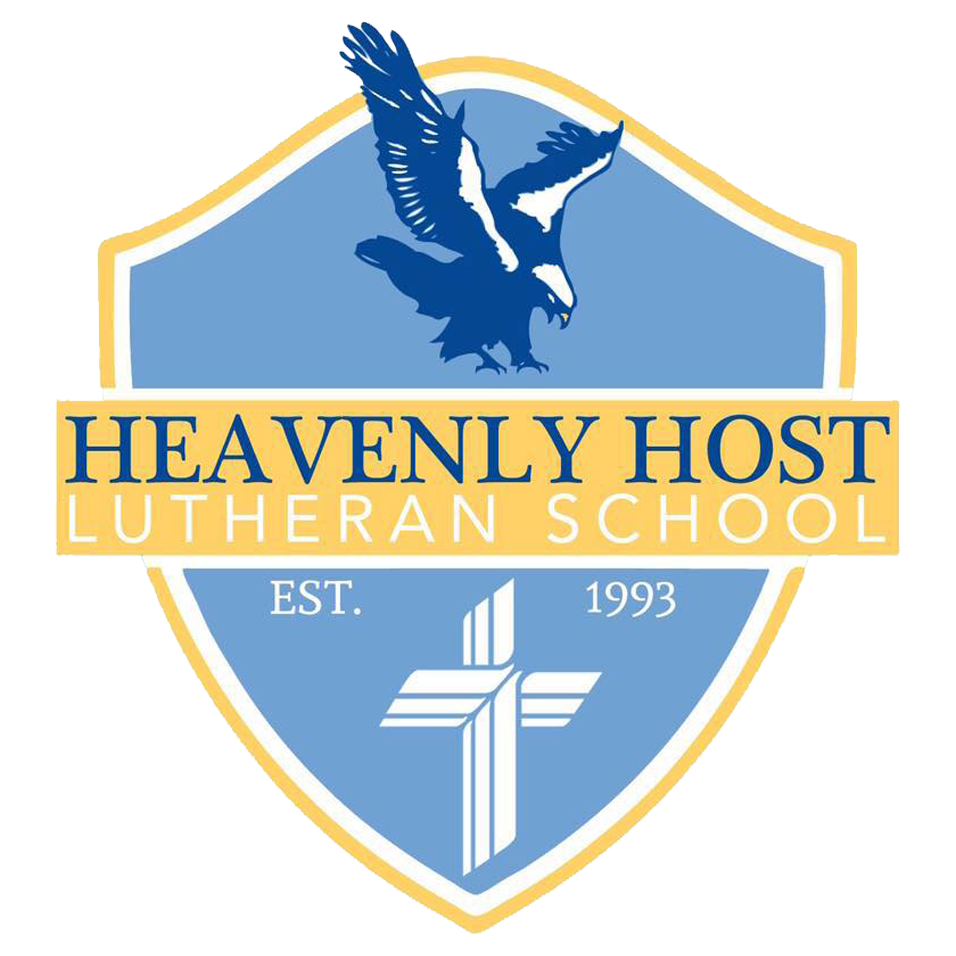 Heavenly Host Lutheran School Logo